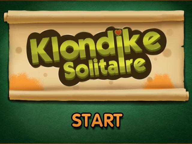 start solitaire